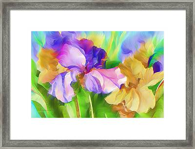 Voices Of Spring Framed Print