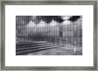 Voidness Framed Print