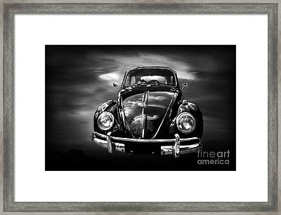 Volkswagen Framed Print by Charuhas Images