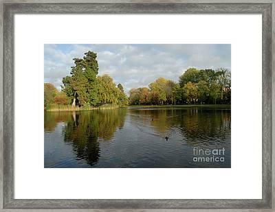 Vondelpark Framed Print