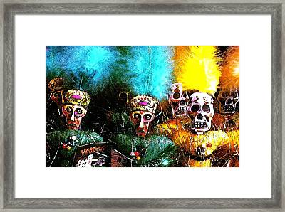 Voodoo For You Framed Print