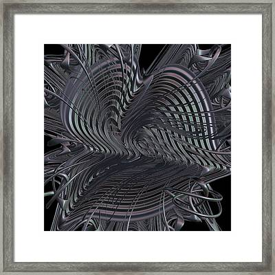 Voyager Framed Print by Michele Caporaso