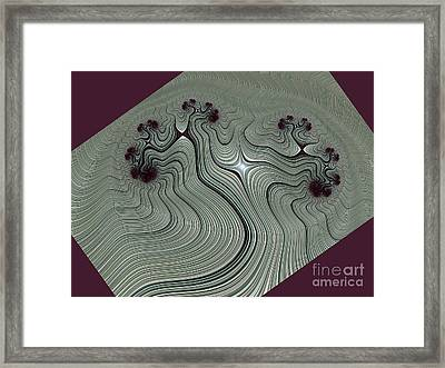 Vrksasana Framed Print