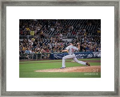 Wade Davis Framed Print
