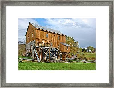 Wades Mill Framed Print