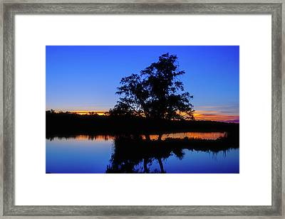 Wagardu Lake, Yanchep National Park Framed Print