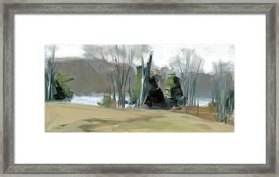 Wagon Hill Farm Framed Print