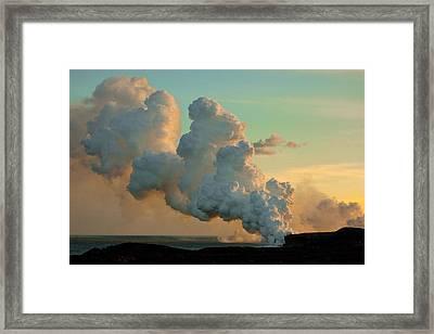 Waikupanaha 1 Framed Print by Craig Ellenwood
