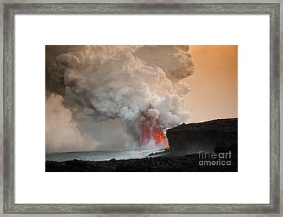 Waikupanaha 3 Framed Print