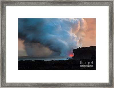 Waikupanaha 4 Framed Print