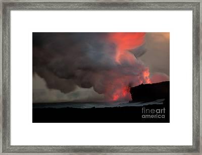 Waikupanaha 5 Framed Print
