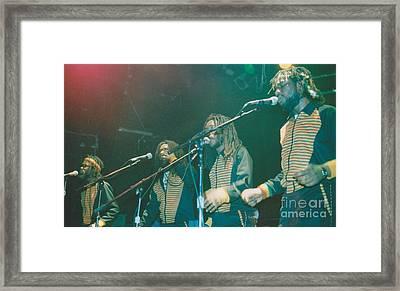 Wailing Souls Framed Print