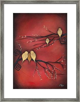 Waiting For Dawn Framed Print by  Abril Andrade Griffith