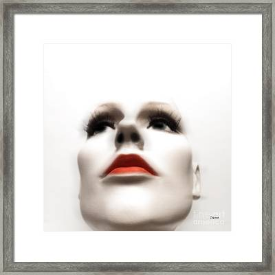 Waiting For Life Framed Print by Steven Digman