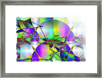 Waiting For Spring.. Framed Print