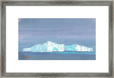 Waiting For Titanic Framed Print by Tania Yukhimets