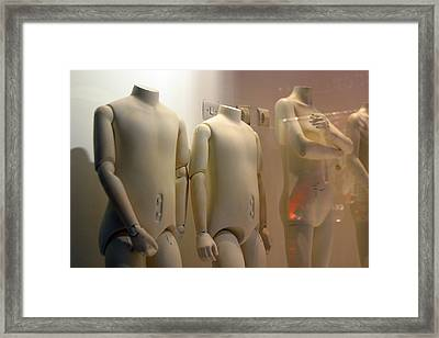 Waiting Our Tops Framed Print by Jez C Self