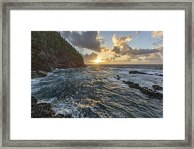 Wake Me Up Framed Print