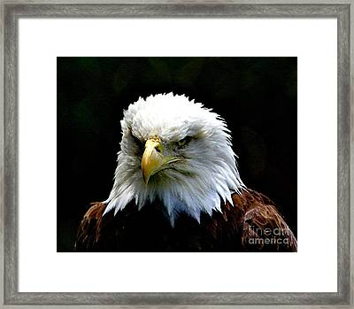Wake Up America Framed Print