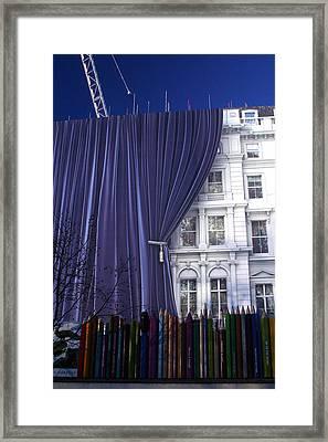 Wake Up Framed Print by Jez C Self