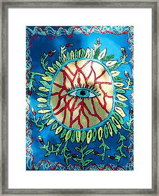 Wakster Ambition Framed Print by Betty  Roberts