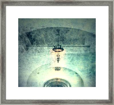 Framed Print featuring the photograph Walkin' Home  by Mark Ross
