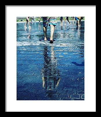 Reflex Framed Prints