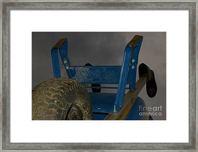Walking Tall Framed Print by The Stone Age