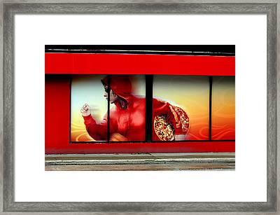 Wall Art 1 Framed Print by William Jones