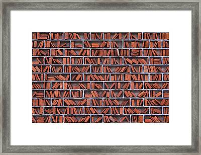 Wall Framed Print by Jan Rockar