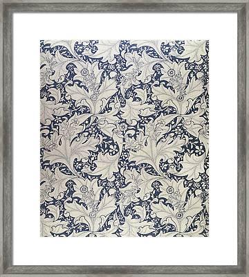'wallflower' Design  Framed Print