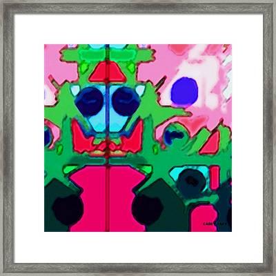Wallpaper #2 Framed Print