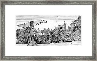 Walmer Castle Framed Print by William Young