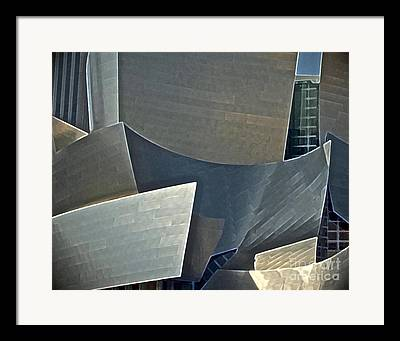 Concert Center Framed Prints