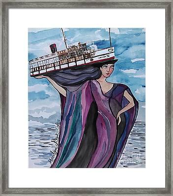 Wanda IIi Framed Print