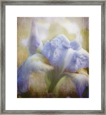 Wander A Little Farther From Home Framed Print by Toni Hopper