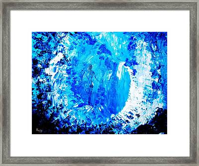 Wandering Aimlessly Framed Print by Piety Dsilva