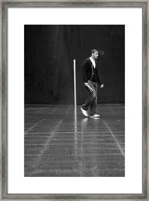 Wandering Framed Print by Jez C Self