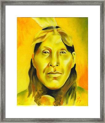 Wanstall Framed Print by Robert Martinez