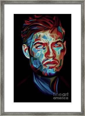 Want U Framed Print by Felix Von Altersheim