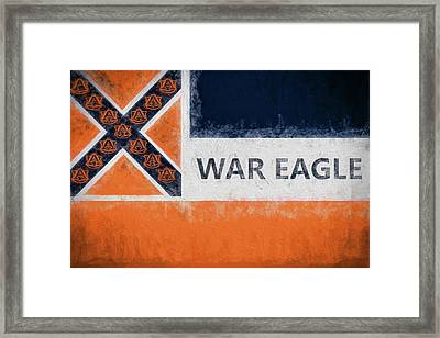 War Eagle Mississippi Framed Print by JC Findley