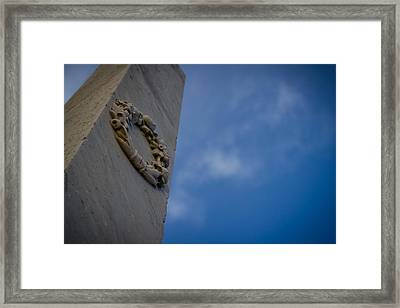 War Memorial 2 Framed Print