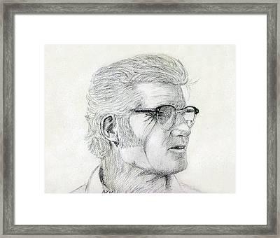 Ward Framed Print by Brian Wallace