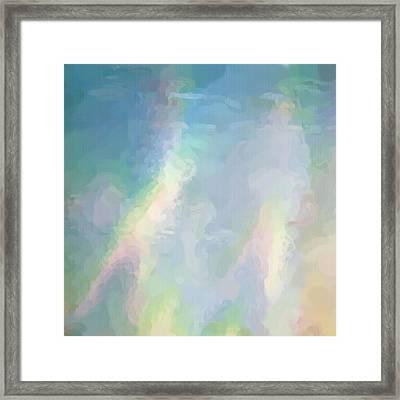 Warm Breeze Framed Print by Tom Druin