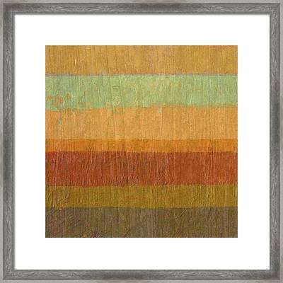Warm Colors 11 Framed Print
