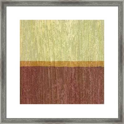 Warm Colors 13 Framed Print
