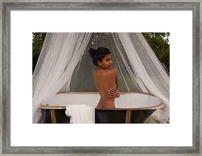 Warm Embrace Framed Print