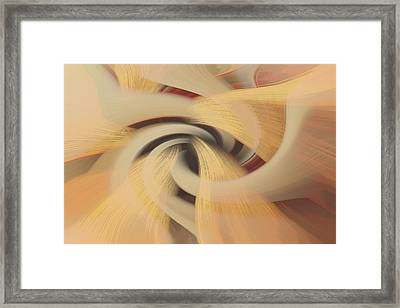 Warm Thoughts Framed Print by Linda Phelps