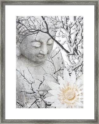 Warm Winter's Moment Framed Print