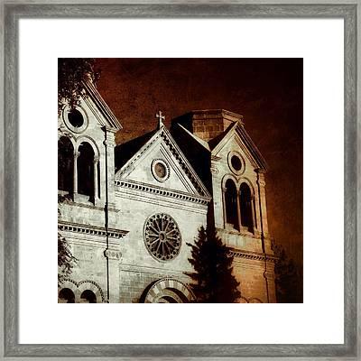 Warming Faith Framed Print